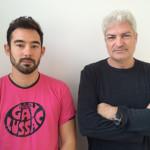 Gari Pham et Oscar Roman